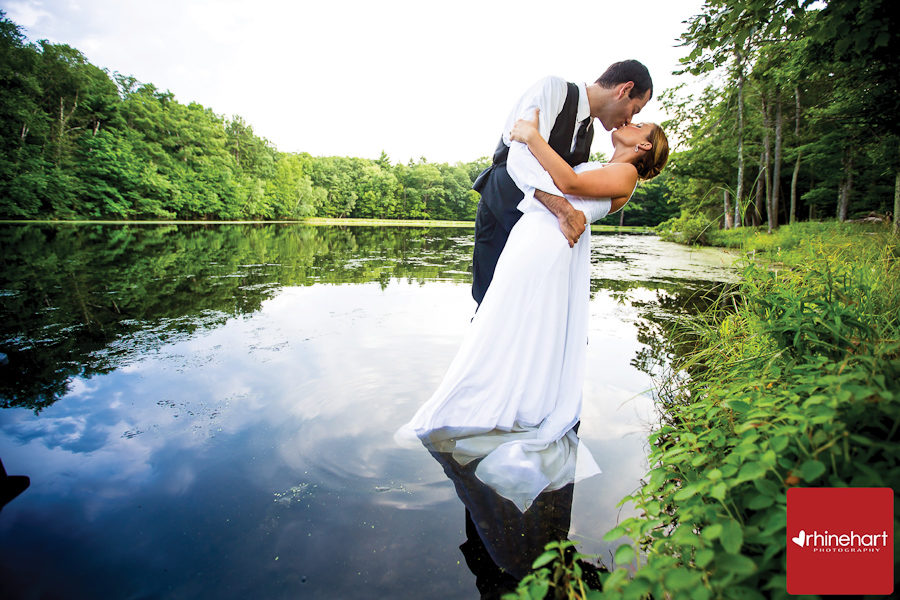 Lehigh Valley Wedding Photographer Cassie Oren At Bushkill Falls