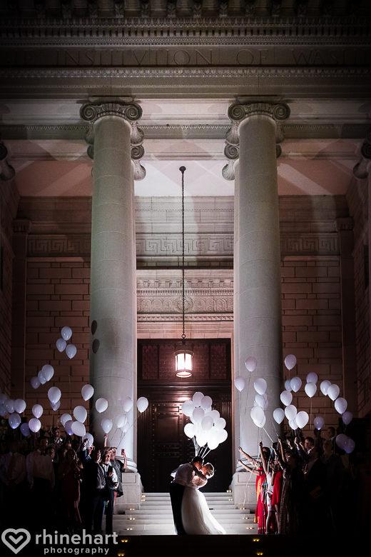 Washington DC Wedding Photographers: Anish & Lauren at The