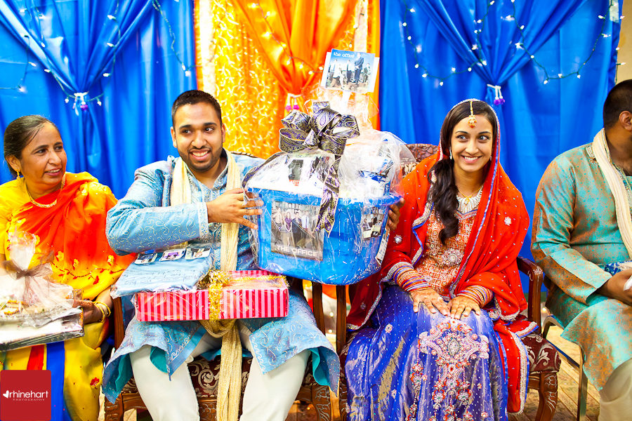 Send Wedding Gifts Online India: Indian Engagement Gift Baskets
