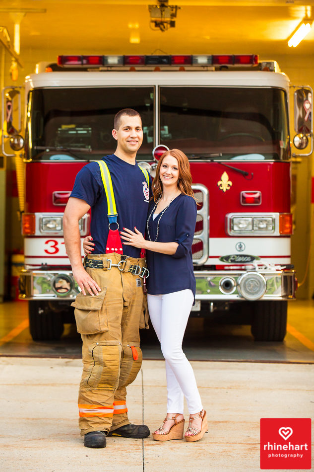 Firefighter Engagement Photographer (2)