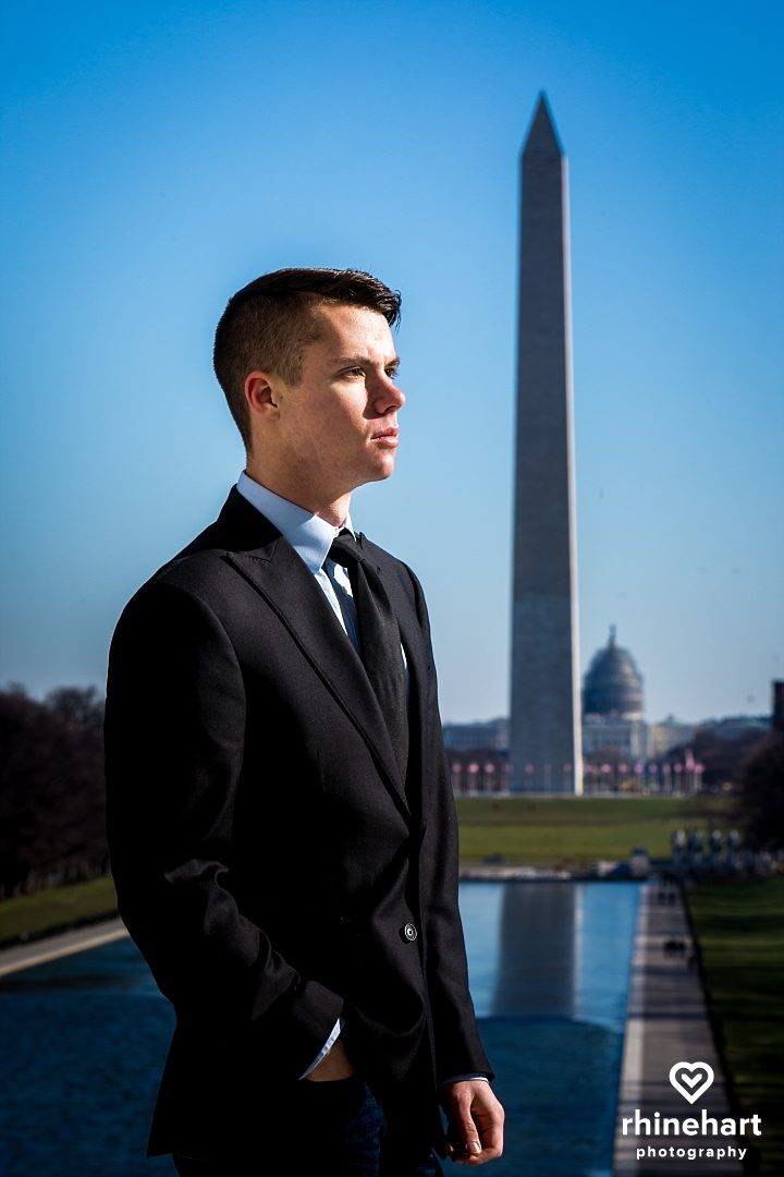 DC Senior Portrait Photographer Unique Monuments creative modern (1)